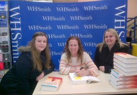 Jodi Picoult book signing in Nottingham