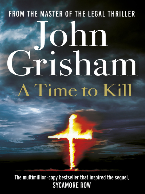 a review of a time to kill a book by john grisham Buy time to kill by john grisham (9780804164030) from boomerang books, australia's online independent bookstore.