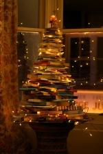 Book Christmas Tree 003