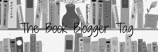 Book Blogger Tag