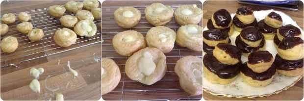 choux buns
