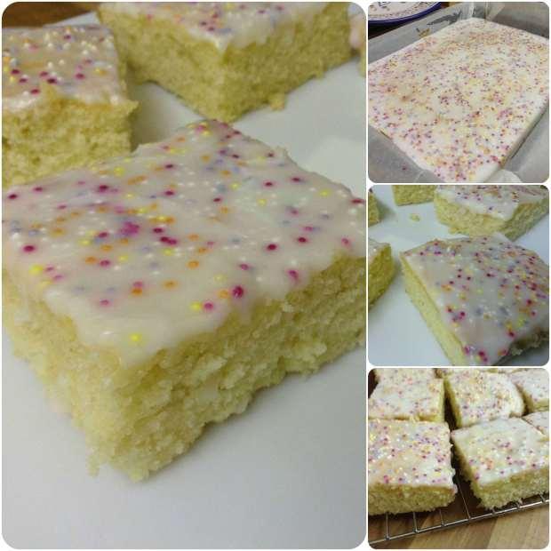 Sponge Birthday Cake Recipe With Icing