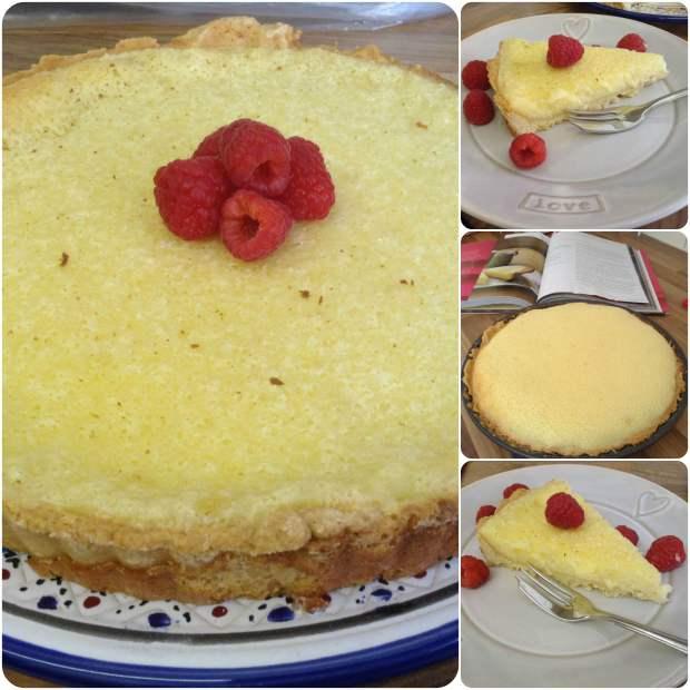 Soured Cream Pie