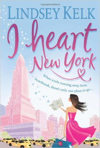 Book Review I Heart New York By Lindsey Kelk Bookboodle